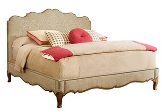 A6800_12 henredon nailhead bed 120909