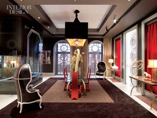 Ugly Betty Interior Design Magazine Nov 2009 Wilhemina DR