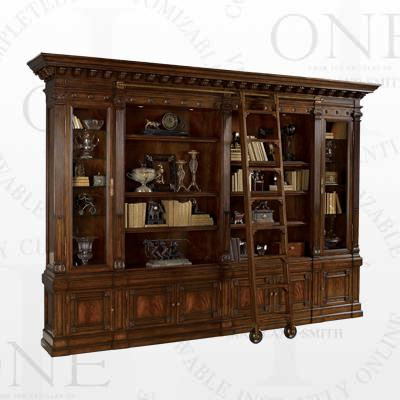 Maitlandsmith bookcase 122109