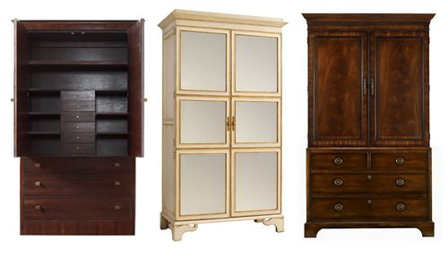 Henredon armoires