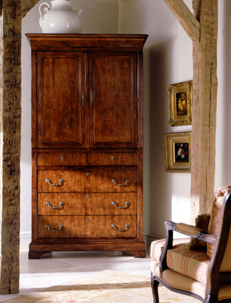 Henredon Cavalier Collection Armoire