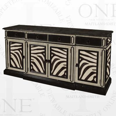 Chiffonier - zebra