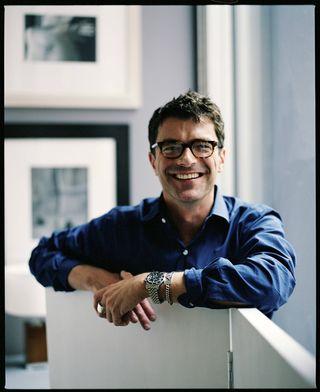 Thomas O'Brien Portrait courtesy of Aero Studios