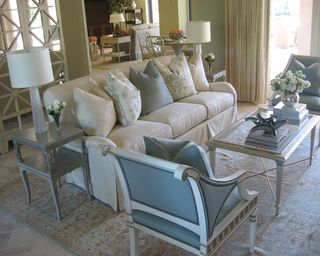 ... They Selected Keeter Fla Living Room The Emory Sofa By Suzanne Kasler.