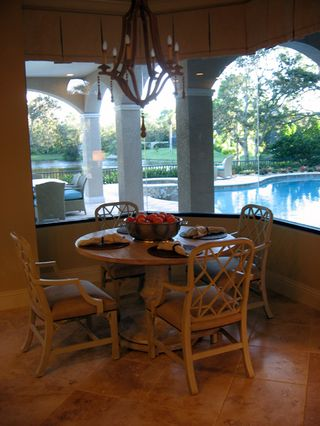 Keeter Fla Breakfast Area
