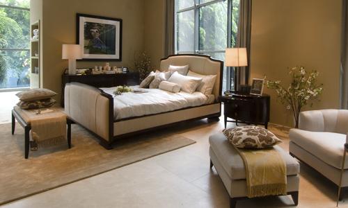Barbara barry sofa henredon barbara barry realized by for Barbara barry bedroom furniture