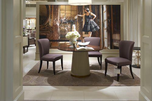 Design superstar barbara barry greets market visitors for Barbara barry bedroom furniture