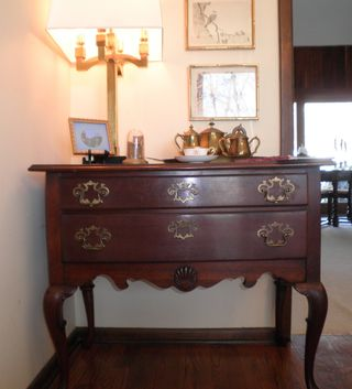 Hickory chair chest 2