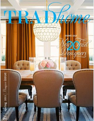TRADhome Ad April 2011 Cover