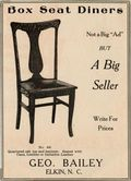 Original surry hickory chair