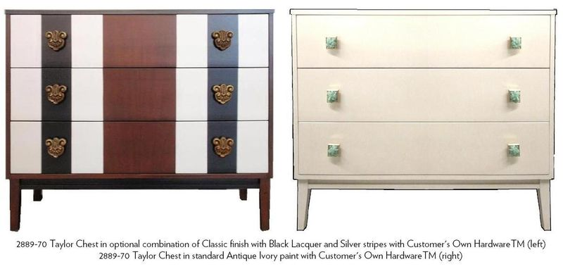 Taylor Chests 2889-70