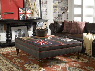 Flag ottoman
