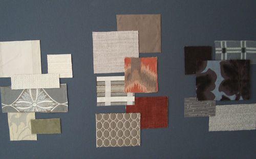 Fabric Boards Henredon Uph