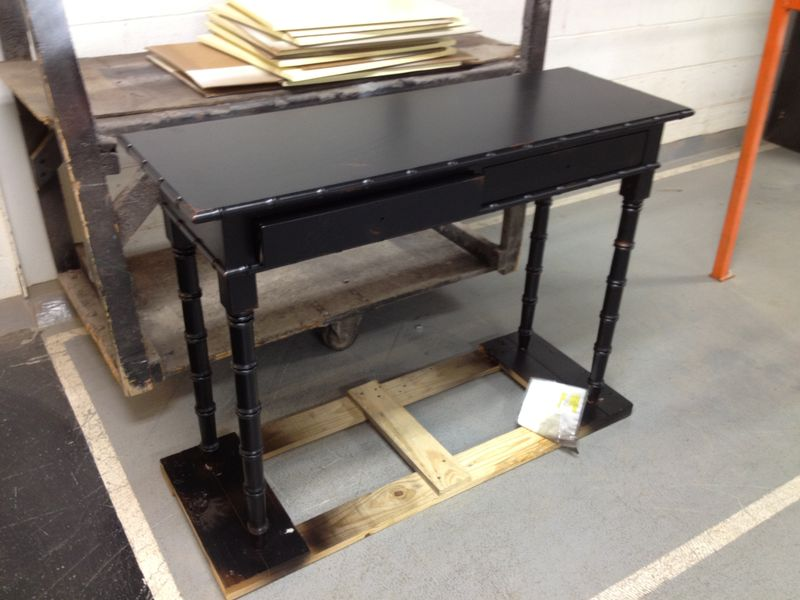 5210-70 Regency Writing Desk Special Construction size