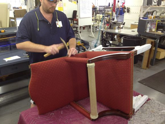 Hickory Chair In The News!