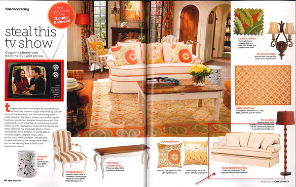 Broyhill Featured In April Hgtv Magazine Heritage Home Group