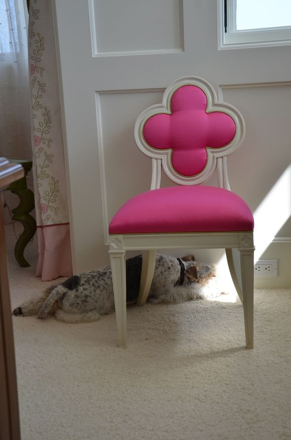 Hickory Chair Is In The Pink!