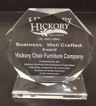 Business.Well Crafted.Award 1 15 2013