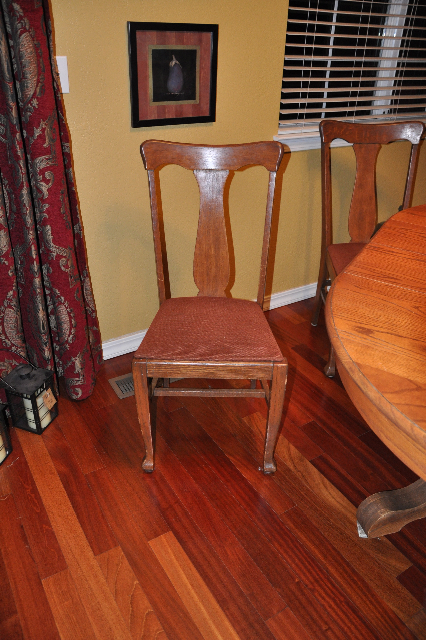 These Enterprizing Baily Brothers Moved From Mt. Kisco, NY To Elkin, North  Carolina And Started A Dining Chair Factory, The Elkin Chair Company, ...