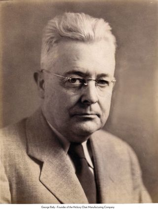 George Baily - Our Founder