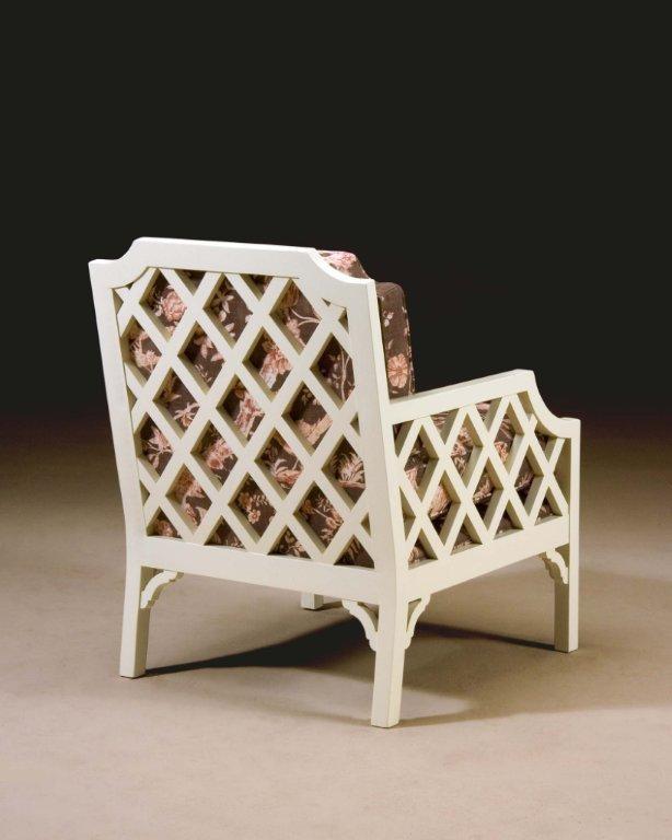 Pearson 355 chair rear view