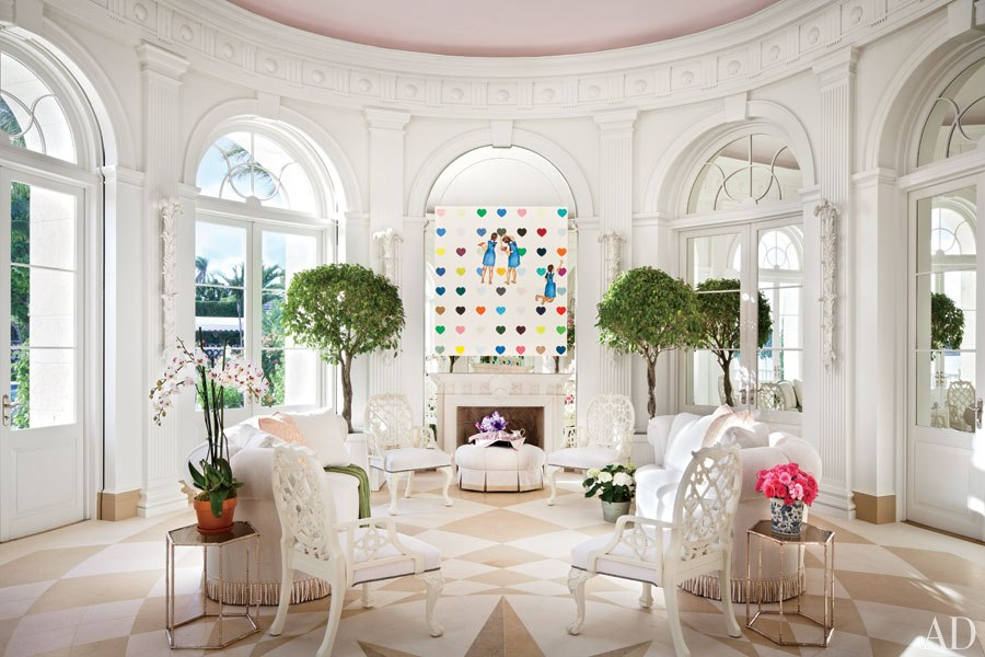Palm Beach Interior Design Decoration Get The Look Palm Beach Luxe  Pearson Inspiration Luxury .