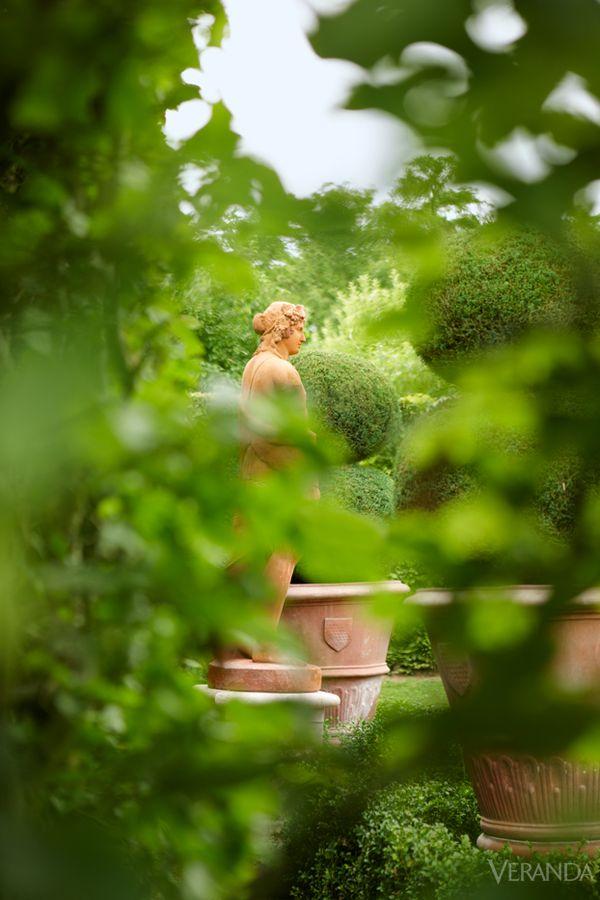 inspiration  french gardens