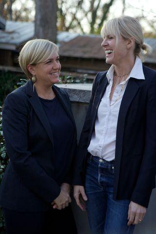 Susan & Katharine Hable